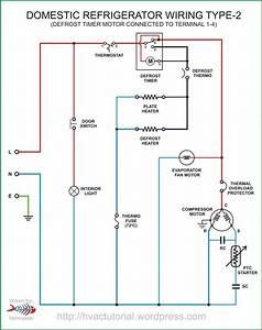 Double Door Refrigerator Wiring Diagram