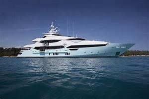 Sunseeker Blush: Eddie Jordan's 155 Feet of Megayacht ...