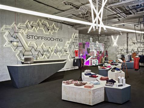 designer hamburg stoffsüchtig store by holger berg hamburg germany retail design