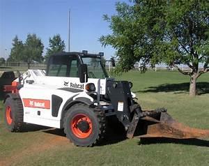 Bobcat V417 Versahandler Service Repair Workshop Manual