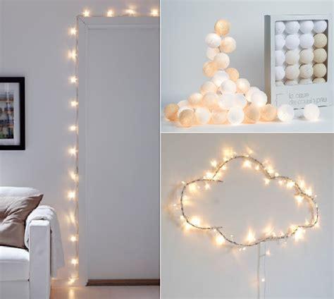 guirlande lumineuse d馗o chambre chambre de bébé poétique ma sélection d 39 objets déco joli tipi