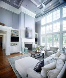 New England Style Living Room Photo