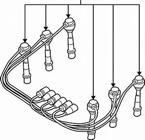 Pontiac Grand Prix Spark Plug Wire Set  Wire  Set  Plug  Kit  Splg  Cable  Spark
