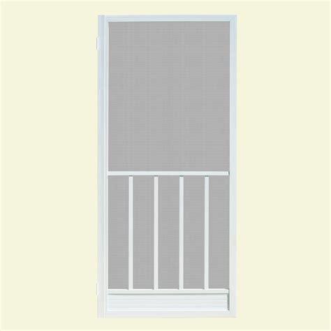 screen door home depot unique home designs 36 in x 80 in coronado white