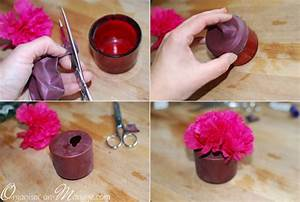 Faire Ses Moustiquaires Soi Même : diy des jolis vases aux couleurs de votre mariage organiser un mariage ~ Melissatoandfro.com Idées de Décoration