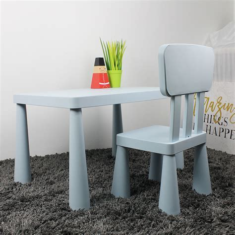 Best price for IKEA MAMMUT Children's Table and Chair
