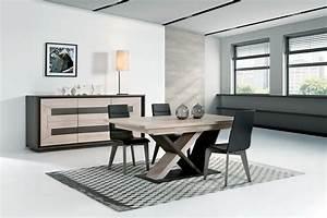 salle a manger portland ateliers de langres meubles gibaud With salle À manger contemporaine avec lits jumeaux