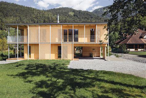 Häuser Kaufen Vorarlberg by Haus Birne Vorarlberger Holzbaukunst