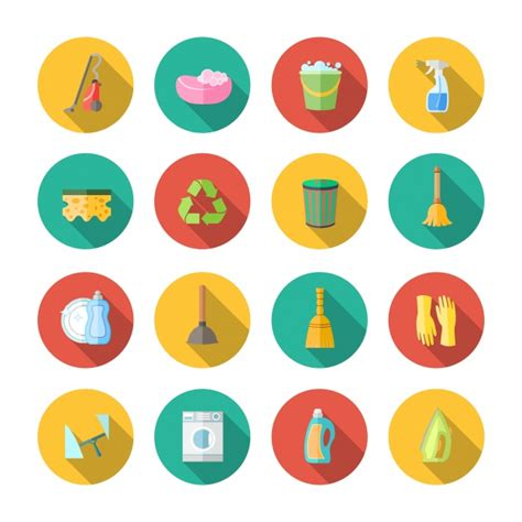 pictogramme cuisine gratuit icône sur le nettoyage télécharger des vecteurs gratuitement