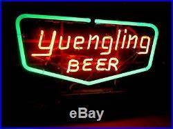 Very Rare Vintage Yuengling Neon Beer Sign