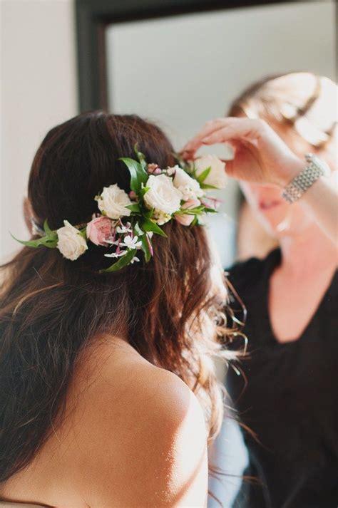Best 25 Bridal Flower Crowns Ideas On Pinterest Flower
