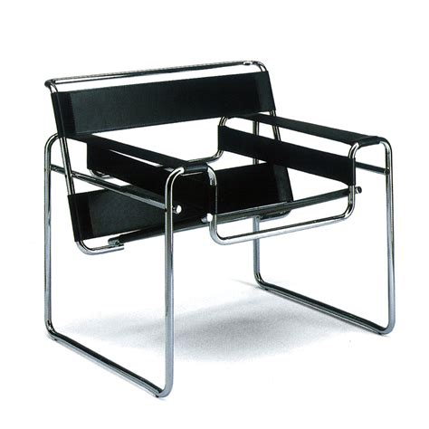 Stuhl Marcel Breuer by Chaise Wassily Marcel Breuer Knoll