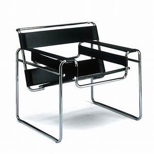 Wassily Kandinsky Chair : chaise wassily marcel breuer knoll ~ Markanthonyermac.com Haus und Dekorationen