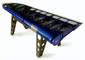 Furniture built from aircraft parts – Moto unique table