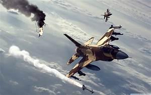 HD F-16 | AIRCRAFT IN FLIGHT