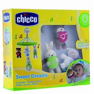 Alami Baby Musical Mobile Chicco Sweet Dreams Cot Mobile