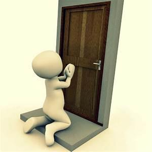 comment ouvrir une porte claquee With porte claquée