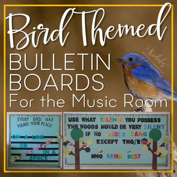 bird themed bulletin boards    room printables
