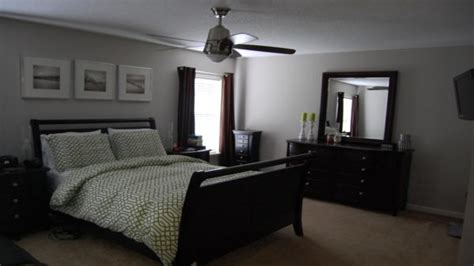 Grey Bedroom Walls by Cool Laundry Rooms Bedroom With Grey Walls Black