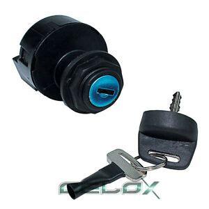 ignition switch key  polaris sportsman