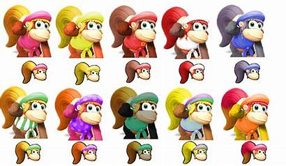 Kong Dixie Smash Fantendo Fandom Wikia Nintendo
