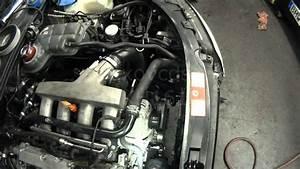 Audi B6  Amb 1 8t Timing Belt  U0026 Water Pump Part 4