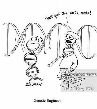 Rna Biochemistry Cartoon Cartoons Funny Genetic Comics