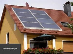 utilisations actuelles des panneaux solaires et projets tpe With combien de panneau photovoltaique pour une maison