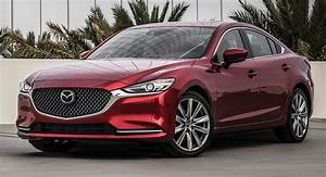 2019 Mazda6 Gains New Standard Safety Tech  But Loses The