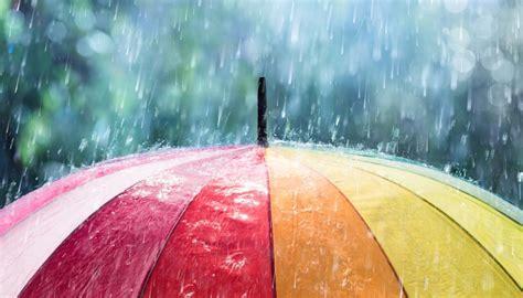 weather heavy rain gales  throw fine weather