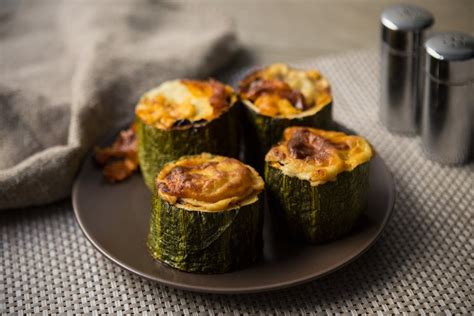 moussaka stuffed marrow recipe great british chefs