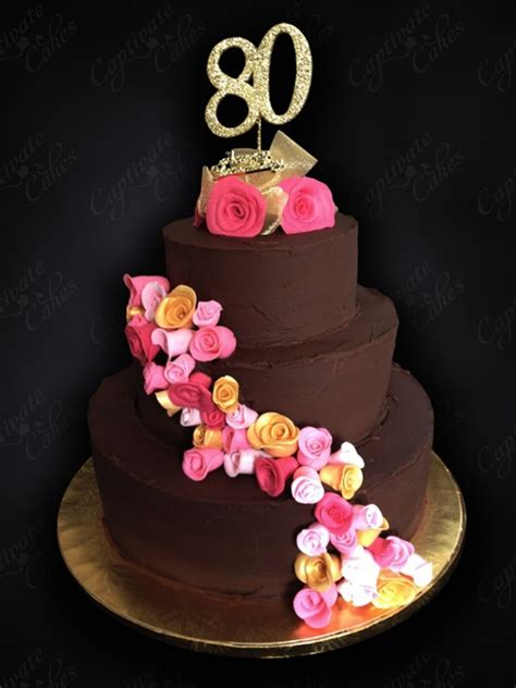 large 80th birthday number cake to nana with this big and beautiful 80th birthday