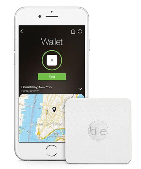 Tile Phone Finder by Tile Slim Smart Phone Item Finder Connected Crib