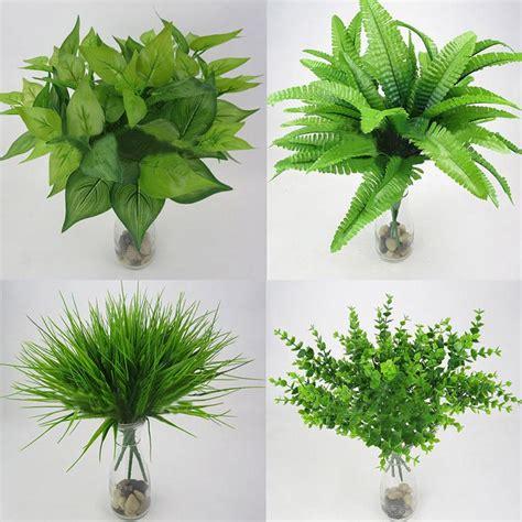 artificial plants for home artificial plants outdoor flower leaf foliage bush 4188