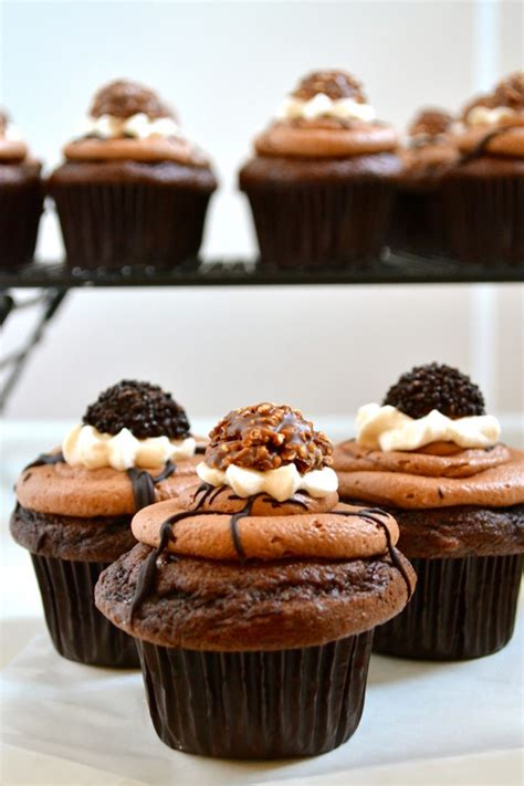 desserts with nutella nutella cupcakes 20 delicious nutella desserts food