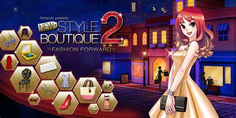 nintendo presents  style boutique  fashion