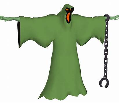 Scooby Doo Ghost Night Frights Models Playstation