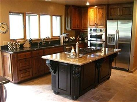 kitchen cabinets with different color island 11 best images about different color island on pinterest