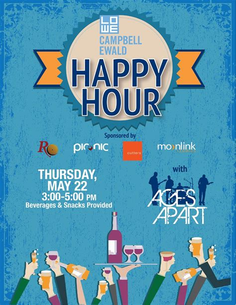 FREE 15+ Happy Hour Invitation Designs & Examples in PSD