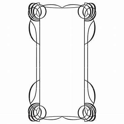 Vertical Clipart Frame Cliparts Clip Library