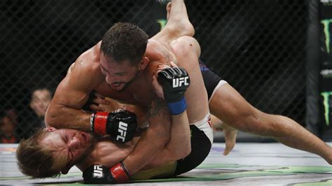 conor mcgregor   realized chad mendes hits
