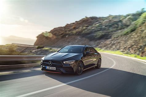Its exterior conveys pure driving pleasure even when stationary. 2020 Mercedes-Benz CLA Coupe Unveiled at CES 2019 New MBUX and Garmin Smartwatch - autoevolution
