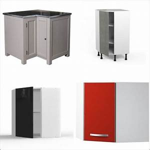 Meuble Cuisine D Angle : meuble d 39 angle cuisine prix moins cher sur le guide d ~ Dailycaller-alerts.com Idées de Décoration