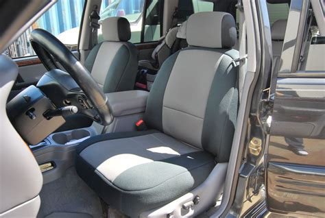 jeep cherokee   iggee sleather custom fit seat