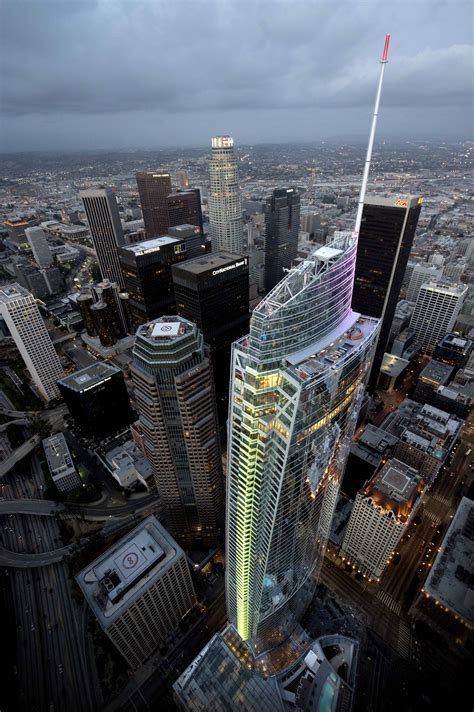 featured project wilshire grand david silverman