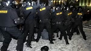 """Belarusian police disperse massive rally against """"unfair ..."""