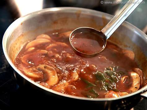 fond brun de veau li 233 notre recette avec photos meilleurduchef