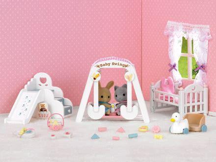 nursery set catálogo sylvanian families