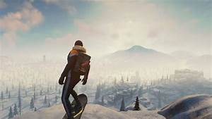 Ring Of Elysium Combines Winter Sports With Battle Royale