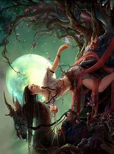 Full Moon by GBrush on DeviantArt